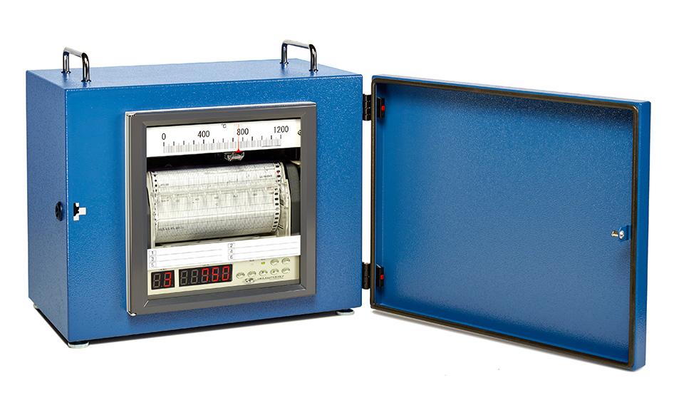 Hőmérsékletíró modellek: KH60-6/12 és KL 60-6
