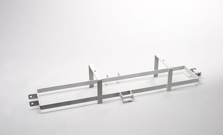 WELDOTHERM® Infrarot-Gasstrahler Montagerahmen