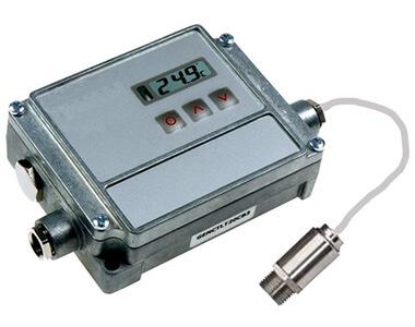 DM 201 infravörös mérőkészülék