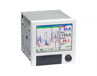 Hőmérsékletíró modellek: RSG 35 / RSG 40